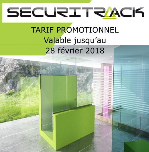 Securitrack tarif promotionnel